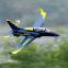 Jet 70mm EDF Viper Blue Kit PNP de RocHobby – Env : 1100 mm
