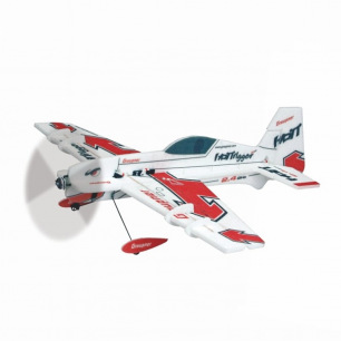 Avion Indoor HOTTRIGGER 800 EPP de Graupner - Env: 80cm - LiPo 2S