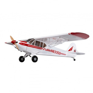 Avion Piper Super Cub 1/4 ARF de SF Model - Env: 255 cm