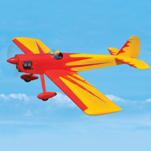 Avion SpaceWalker 46 ARF de Black Horse - Env: 155cm
