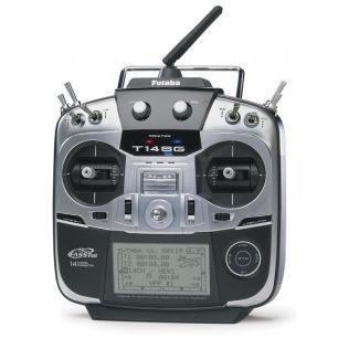 Radio Futaba 14SG 2.4GHZ avec récepteur R7008SB