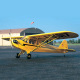 Avion Piper Cub J3 .60 de Great Planes