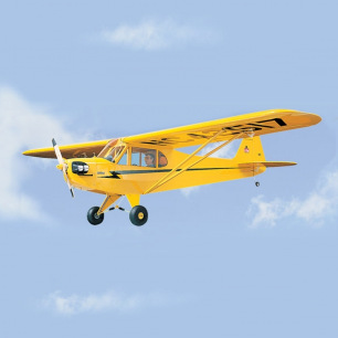 Avion Piper Cub J3 .60 de Great Planes