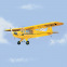Avion Piper Cub J3 .60 de Great Planes - Env: 229 cm