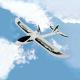 Avion Huntsman 2,4 GHz RTF de Joysway