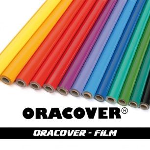 Films de recouvrement et d'entoilage Oracover en plusieurs couleurs