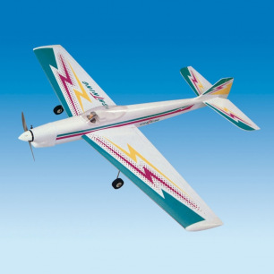 Avion Lightning 30 ARF de SF Model - Env. 137cm