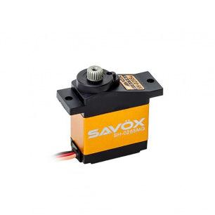 Servo Micro Savox SH-0255MG - Digital - Pignons Métal