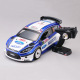 Voiture DRX VE 2010 Ford Fiesta S2000 4WD Readyset de Kyosho