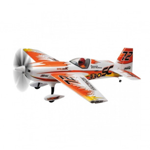 Avion EXTRA 330 SC Orange - RR - env 1200mm - de Multiplex