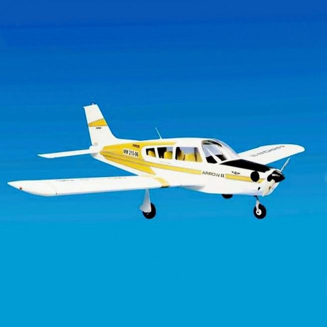 Avion PIPER Arrow de Aviomodelli