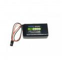 Batterie MAXPRO LiPo 7.4V 2800mAh pour radiocommande