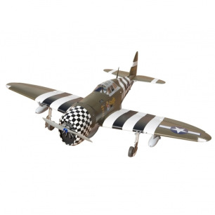 P-47G Thunderbolt Snafu Seagull - Env 1.6 m - 2T 10cc