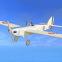 Avion Amelia Pichler - Env.: 1520 mm