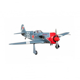 Avion YAK 3 - Seagull - Env 1.60 m - 2T 20/22cc