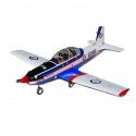 Avion PILATUS PC9 - Seagull - Env 160 cm - 10 à 15cc