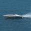 Bateau de course MINI MONO RTR Modèle Kit d'Aquacraft