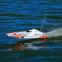 Bateau de course Mini-Wildcat Rouge RTR Modèle Kit d'Aquacraft