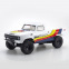 Voiture Outlaw Rampage 2WD Truck Blanc Readyset de Kyosho