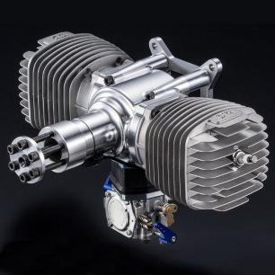 Moteur OS GT120T Twin essence - 120cc