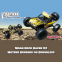 Voiture Buggy du desert MOAB Rock Racer V2 RTR 1/10 - Moteur Brushed ou Brushless