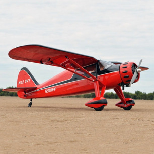 Avion FAIRCHILD 30-35cc ARF Black Horse