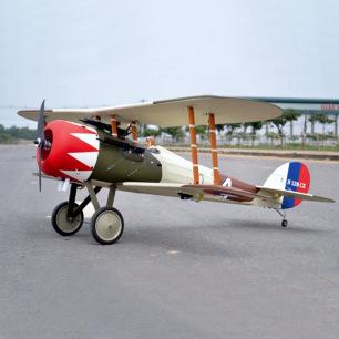 Avion Nieuport 28 REPLICA ARF 20-26cc Seagull Models