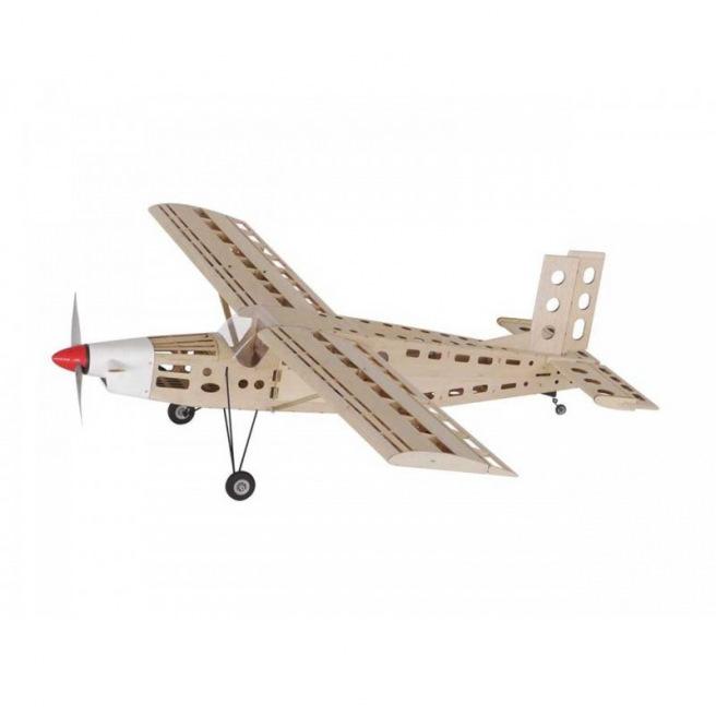 Avion PILATUS PC-6 Porter - Env: 1625 mm