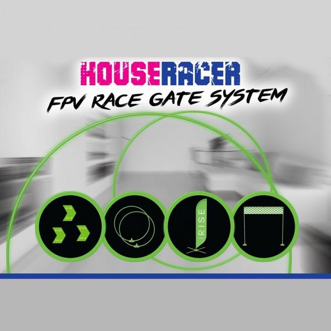 Parcours FPV Race Gate System de Hobbico