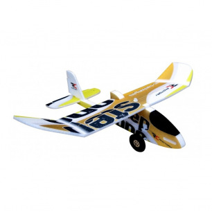 Avion indoor Step One de RC Factory - Env: 85cm - Amber