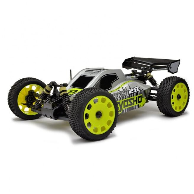 Buggy électrique DBX VE 2.0 de Kyosho