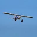Avion Kingfisher PNP Kit de FMS avec flotteurs et skis - 1400mm