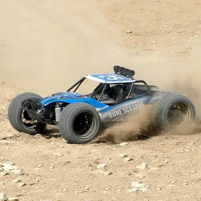 Buggy du desert Pirate Dune Scraper de T2M