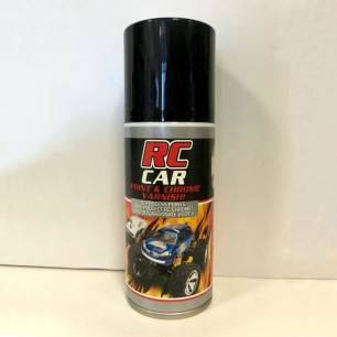 Bombe RC CAR Print & Chrome Varnish de Ghiant - 150ml
