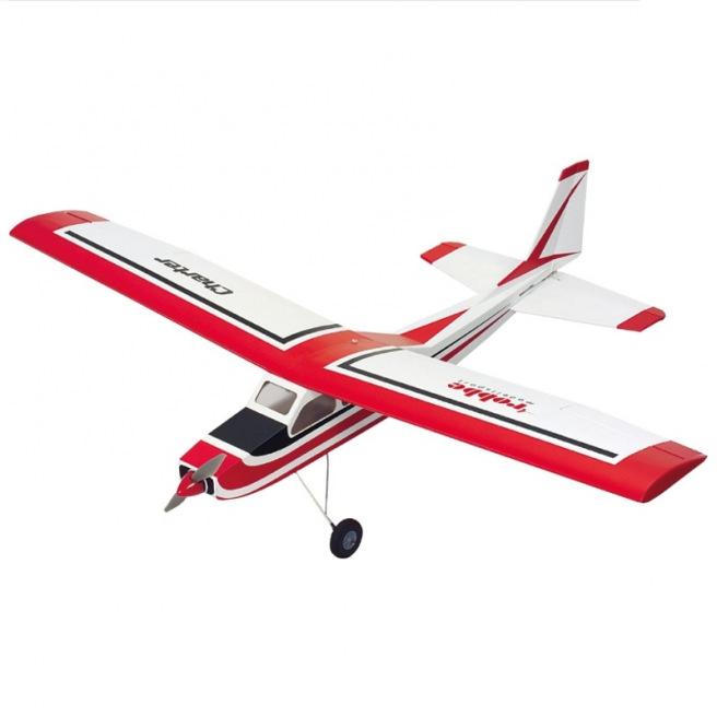 Avion Charter Classic Laser Cut 2017 de Robbe - Kit en Bois