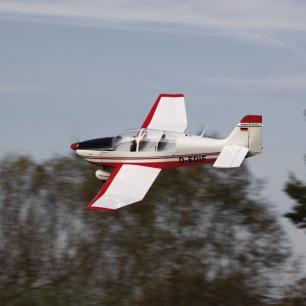Avion JODEL ROBIN DR 400/180 ARF de Graupner - Env: 2200mm