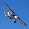 Avion PA-18 Super Cub PNP Kit de FMS - Env: 1700mm - Avec ou sans flotteurs