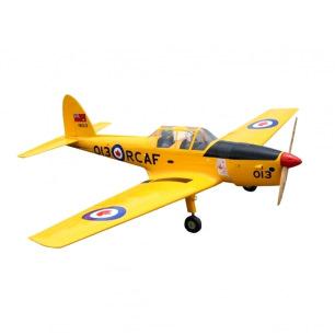 Avion DHC-1 Chipmunk Yellow ARF 2032mm - Seagull Models