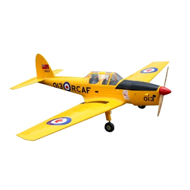 Avion DHC-1 Chipmunk Yellow ARF 2032mm - Seagull Models