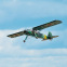 Avion Fieseler Storch Fi156C 35cc ARF Black Horse
