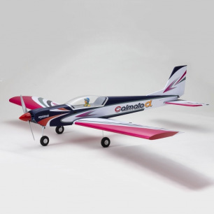 Avion CALMATO Alpha 40 Sport Toughlon Purple de Kyosho - Env: 160 cm