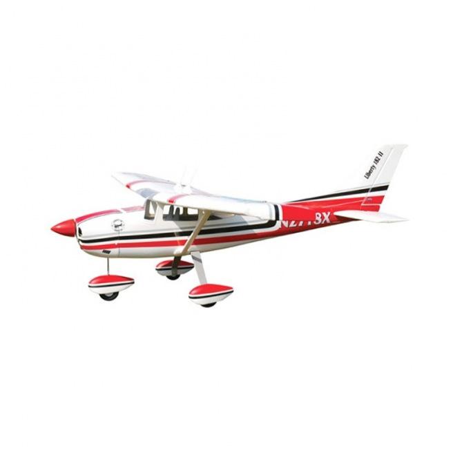 Cessna Liberty 182-II Black Horse - Env 1.65 m - 2T 7.5cc