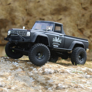 Voiture Crawler SCA-1E Coyote RTR - Carisma Adventure