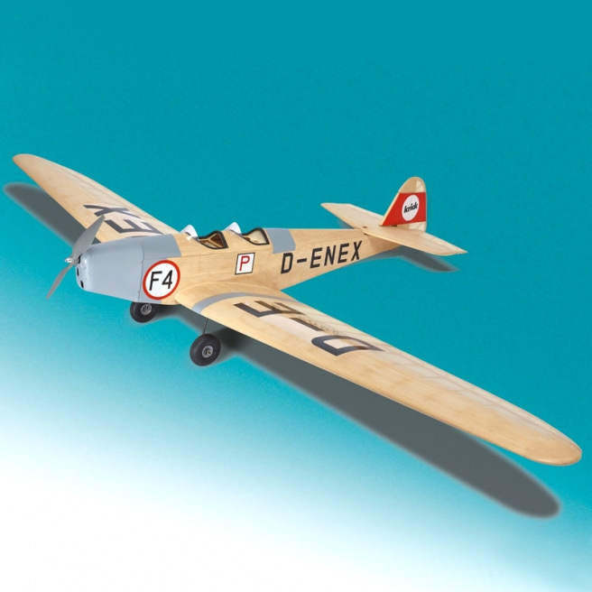 Avion en kit Klemm L25d E Lasercut - Krick
