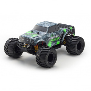 Voiture RC Monster Tracker 1:10 EP Readyset de Kyosho