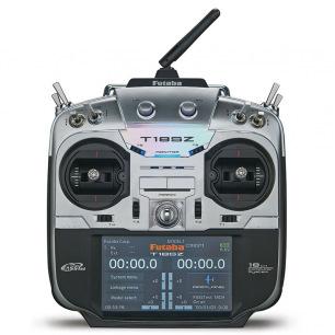 Radio Futaba 18SZ 2.4GHz FASSTest S.BUS2 avec récepteur RX7008SB
