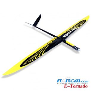 Planeur E-Tornado V-Tail de RCRCM