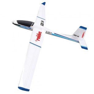 Planeur de voltige SZD-54 PNP de Robbe - Env: 2120 mm