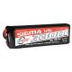 Batteries LiPo Sigma 45C de 2 à 4S