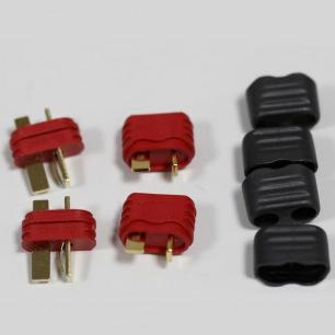 Connecteur DEANS G-Force - Mâle et Femelle